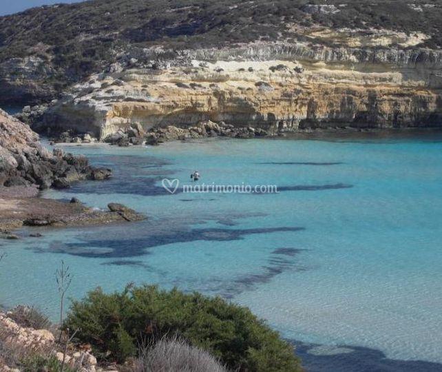 MoiraViaggi a Lampedusa