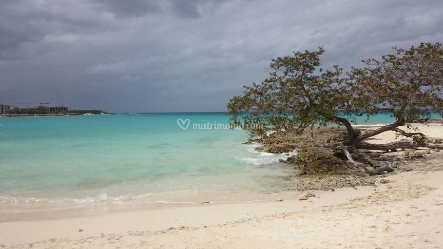 Playa Pesquero, spiaggia