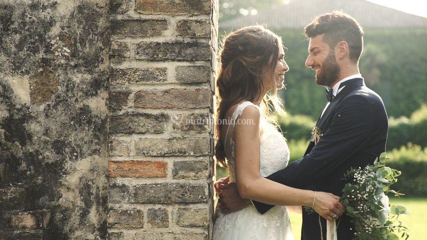Frame video matrimonio