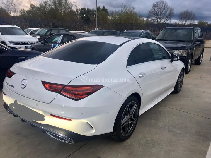 Mercedes-Benz CLA 2021