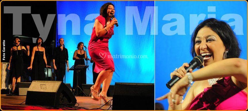 Tyna Maria Gospel Ensemble