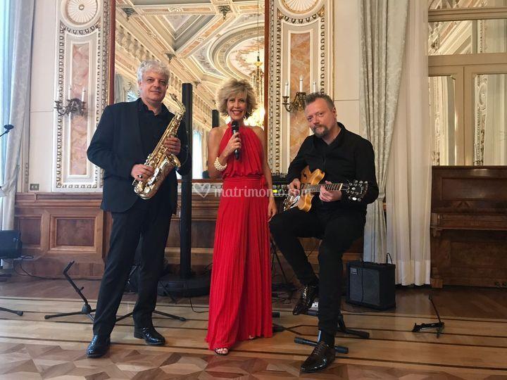 Jazz & swing trio