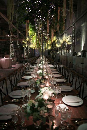 Special Industrial Wedding