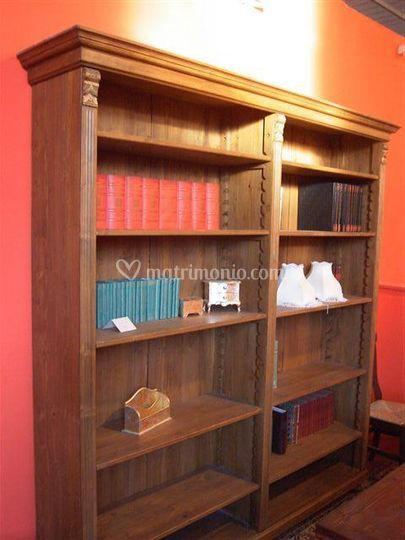 Libreria in stile