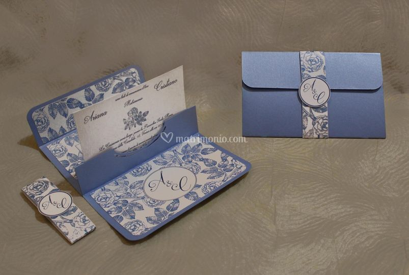 Matrimonio Tema Carta Da Zucchero : Blu carta da zucchero di kartouche foto