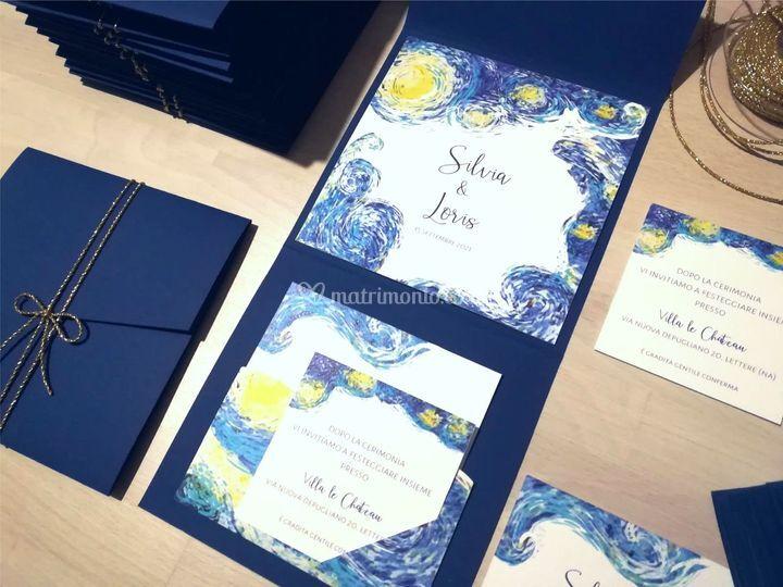 Partecipazione Van Gogh