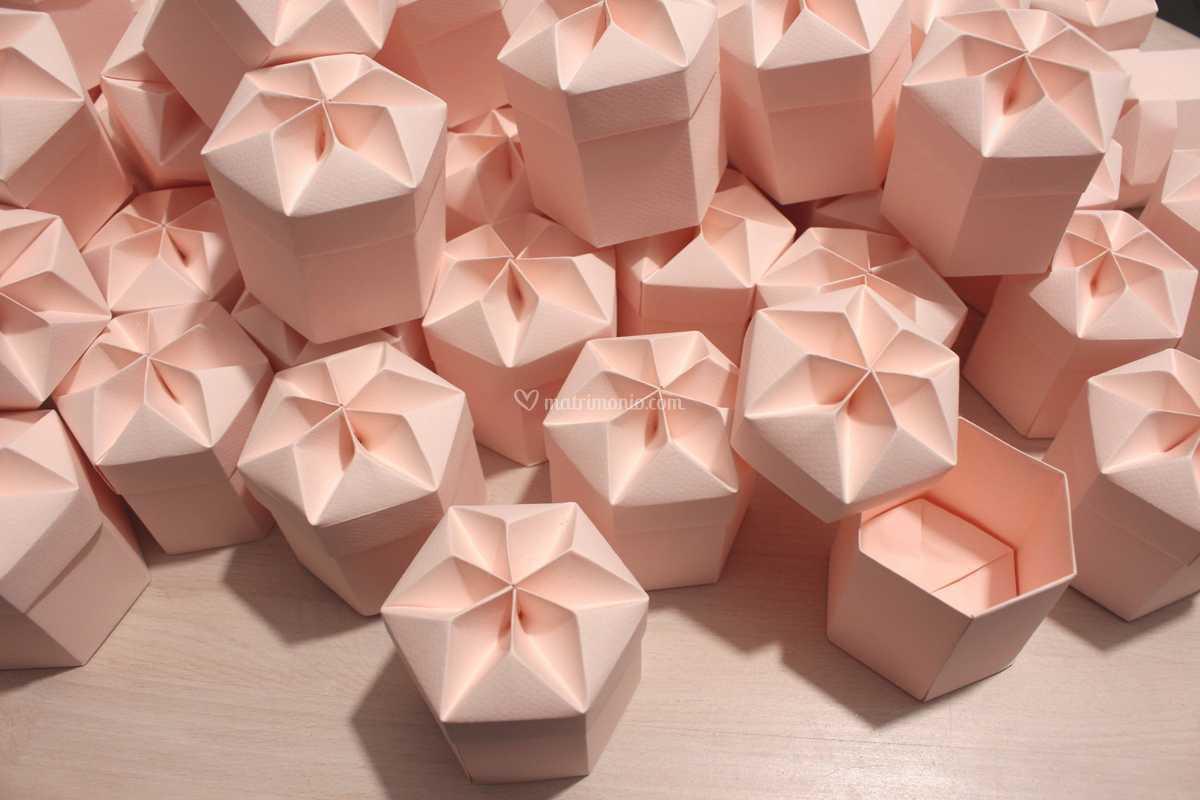 Bomboniere Matrimonio Origami.Bomboniera Origami Di Kartouche Foto 51