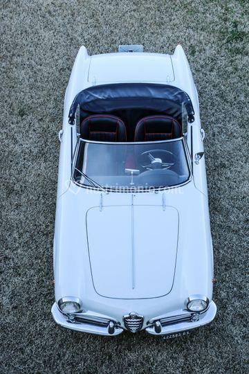 Alfa Romeo Giulietta 1300 Spid