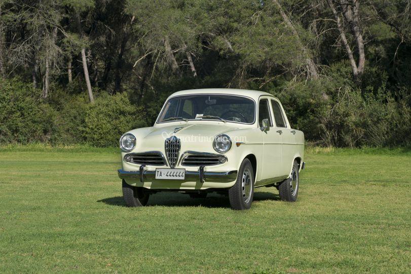 Alfa Romeo Giulietta Tii