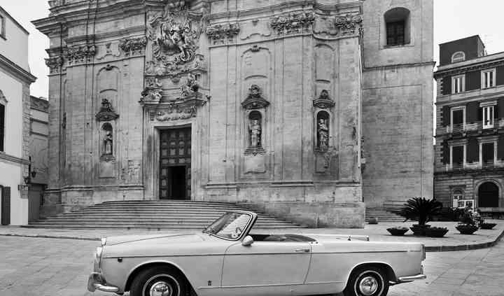 Lancia Appia II serie Spider