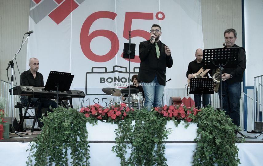 Evento 65° Bonomi Industries