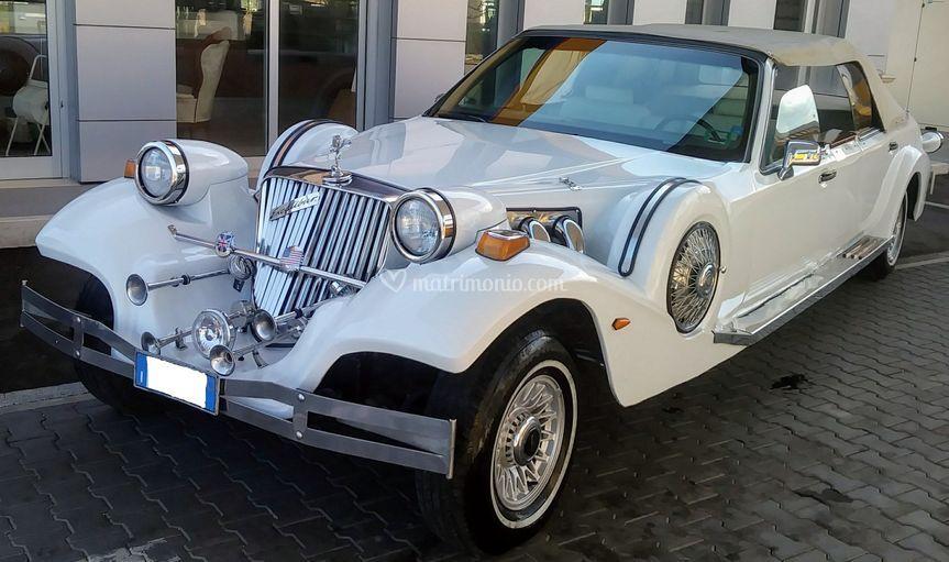 Limousine excalibur 4 posti