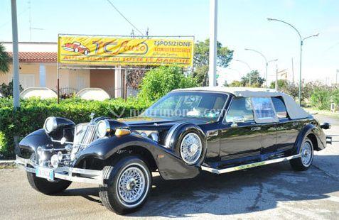 Limousine excalibur