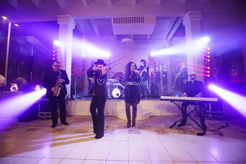 Montecarlo Live Band 2021