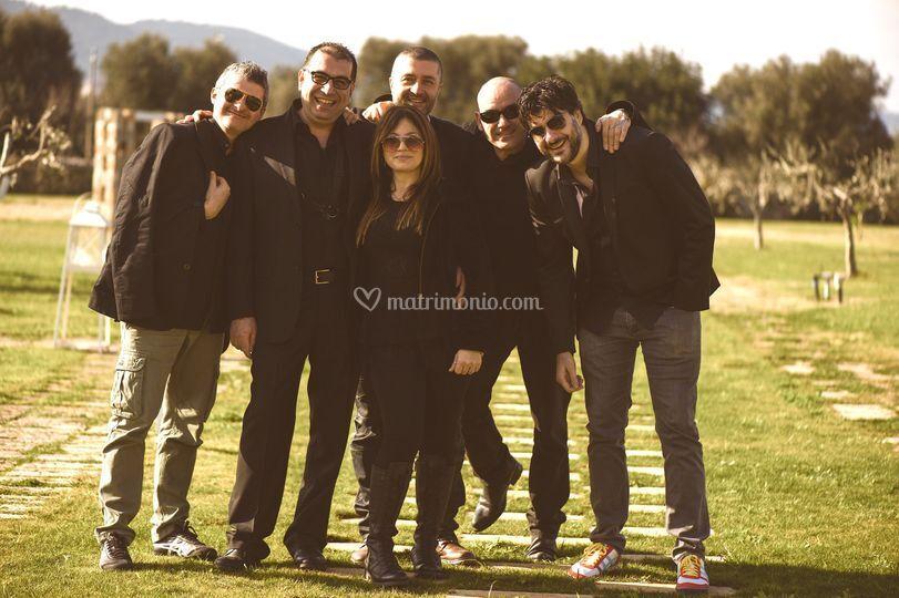 Montecarlo Live Band 2015