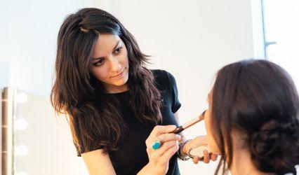 Maria Elena Ercoli Wedding Makeup & Hairstyle 2