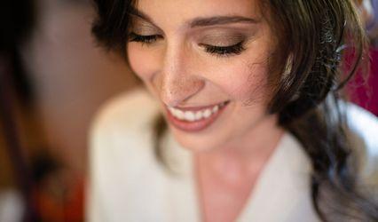 Maria Elena Ercoli Wedding Makeup & Hairstyle