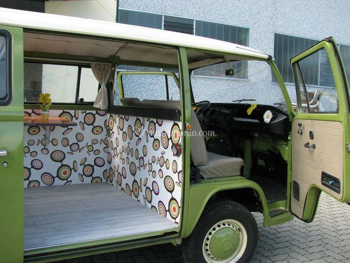 Volkwagen T2 Bay