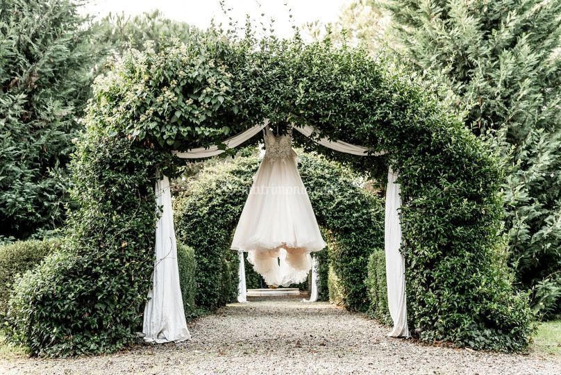 Abito della sposa