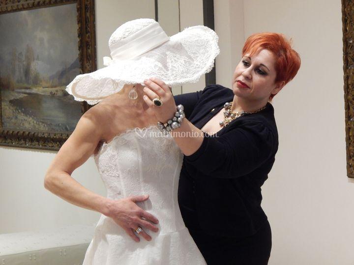 Prove abito sposa