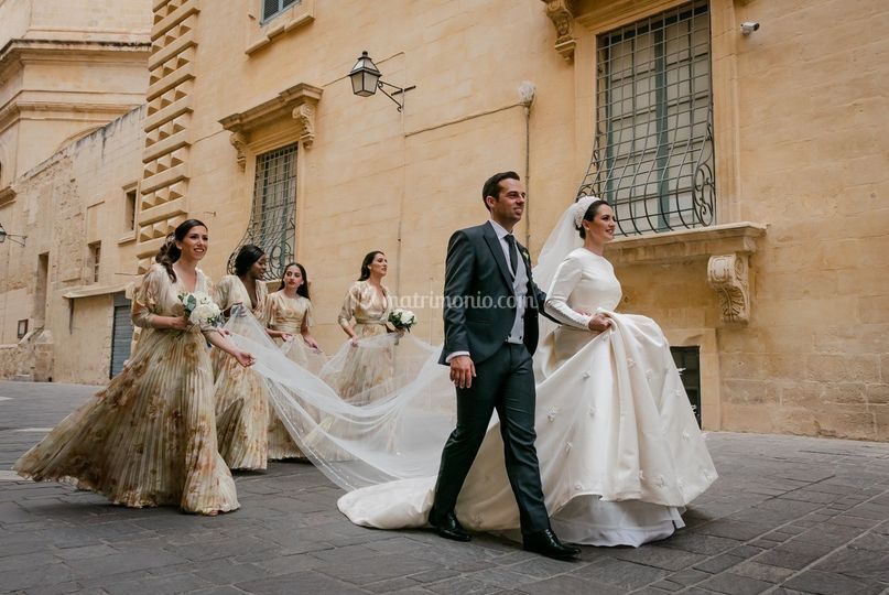 Camminando per la Valletta