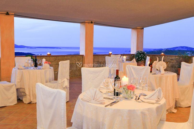 Terrazza Vista Panoramica