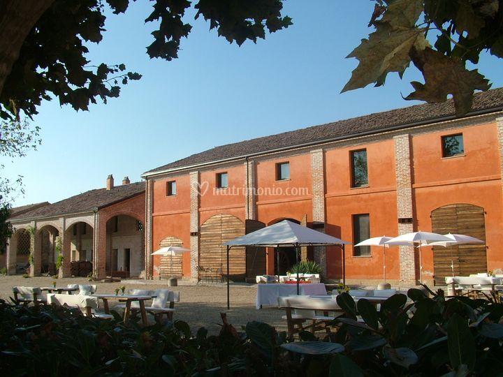 Museo aperitivo esterno