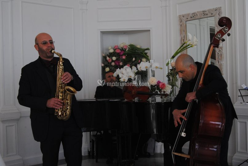 Trio Jazz at Bertolini's Hall