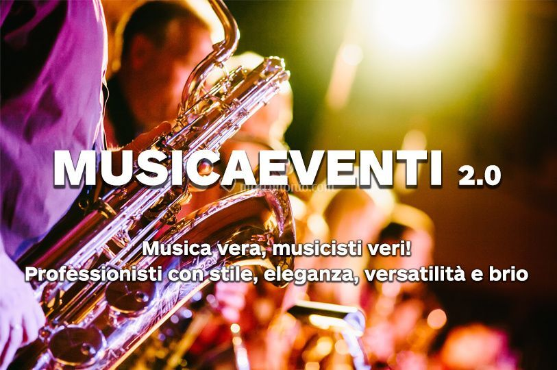 Musica vera, musicisti veri!