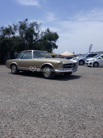 Mercedes Pagoda Cabrio