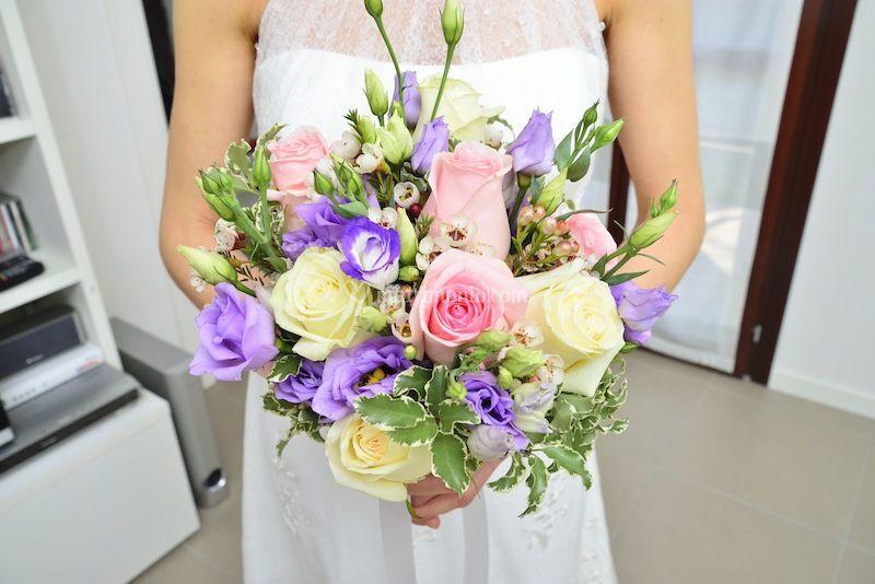 Bouquet Noemi Wedding