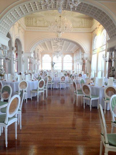 Sala ricevimento Noemi Wedding