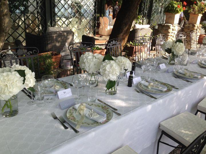 Allestimento Noemi Wedding