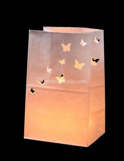 Lanterna farfalle