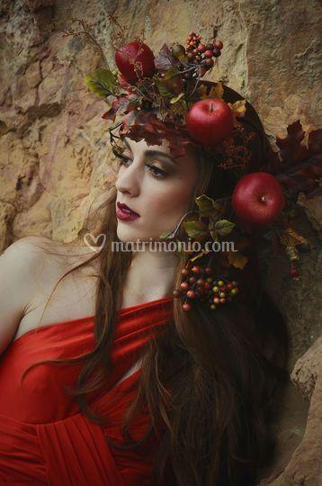Elena make-up artist by Elena Quintarelli