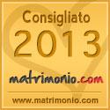 Raccomandato GOLD - Consigliato da matrimonio.com