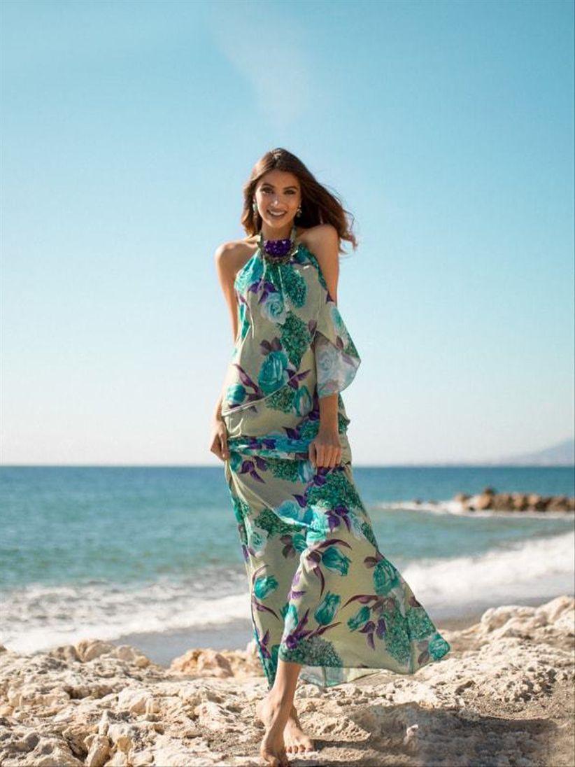 Matrimonio Sulla Spiaggia Outfit : Nozze pomeridiane outfit primaverili per invitate