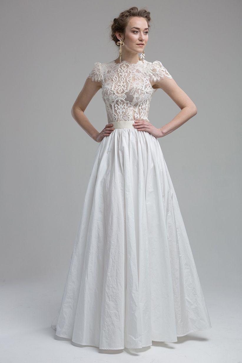 50 vestiti da sposa vintage  quale sarà il vostro  939db44dbab