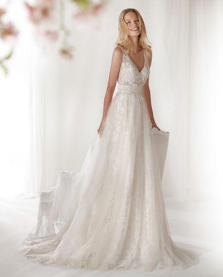 check-out d2a2b 35207 Abiti da sposa semplici: i 50 modelli più belli
