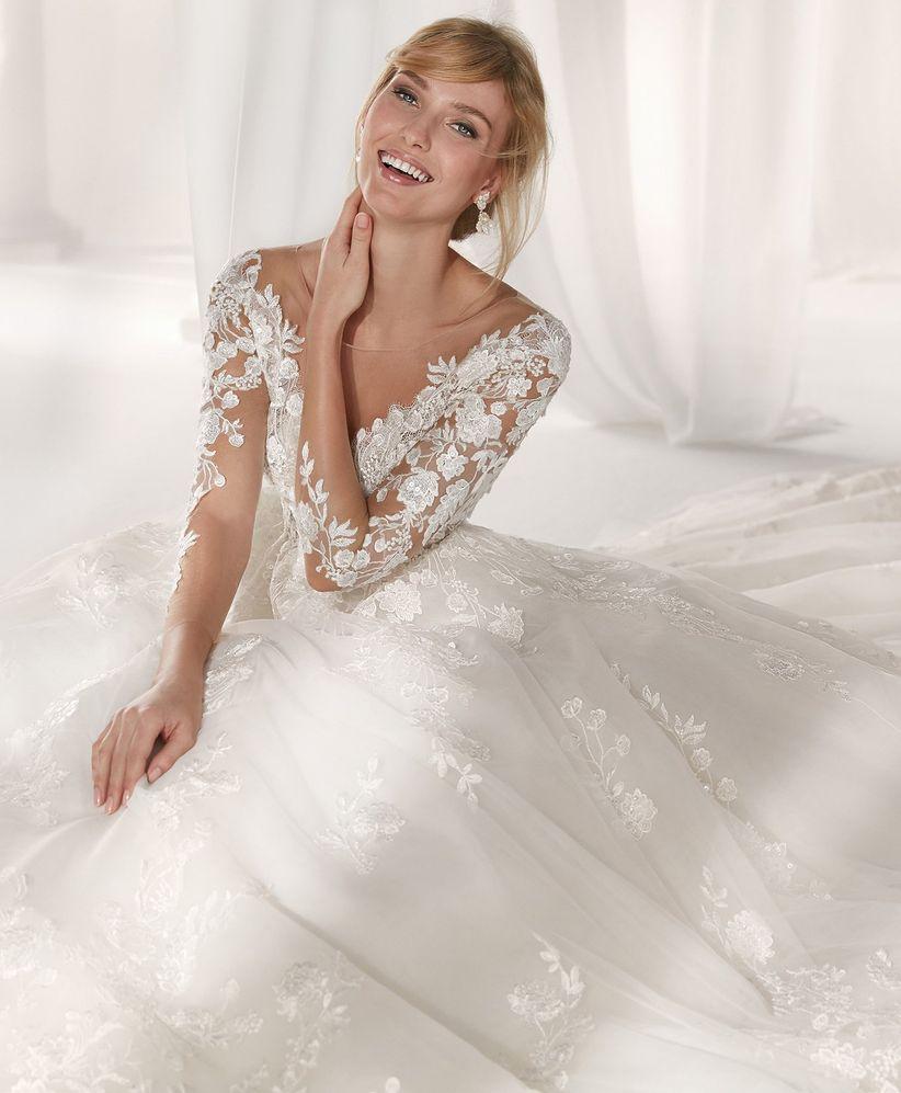 a3478dfc24a1 50 vestiti da sposa vintage  quale sarà il vostro