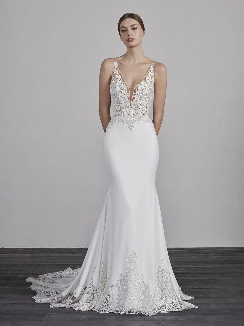e8afc30517ef Il taglio dell abito da sposa  quali tra questi è quello giusto per voi