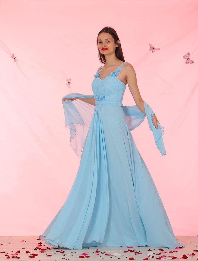 Abiti da cerimonia Musani Damigelle 2019  l haute couture tutta italiana 0e249b45aad