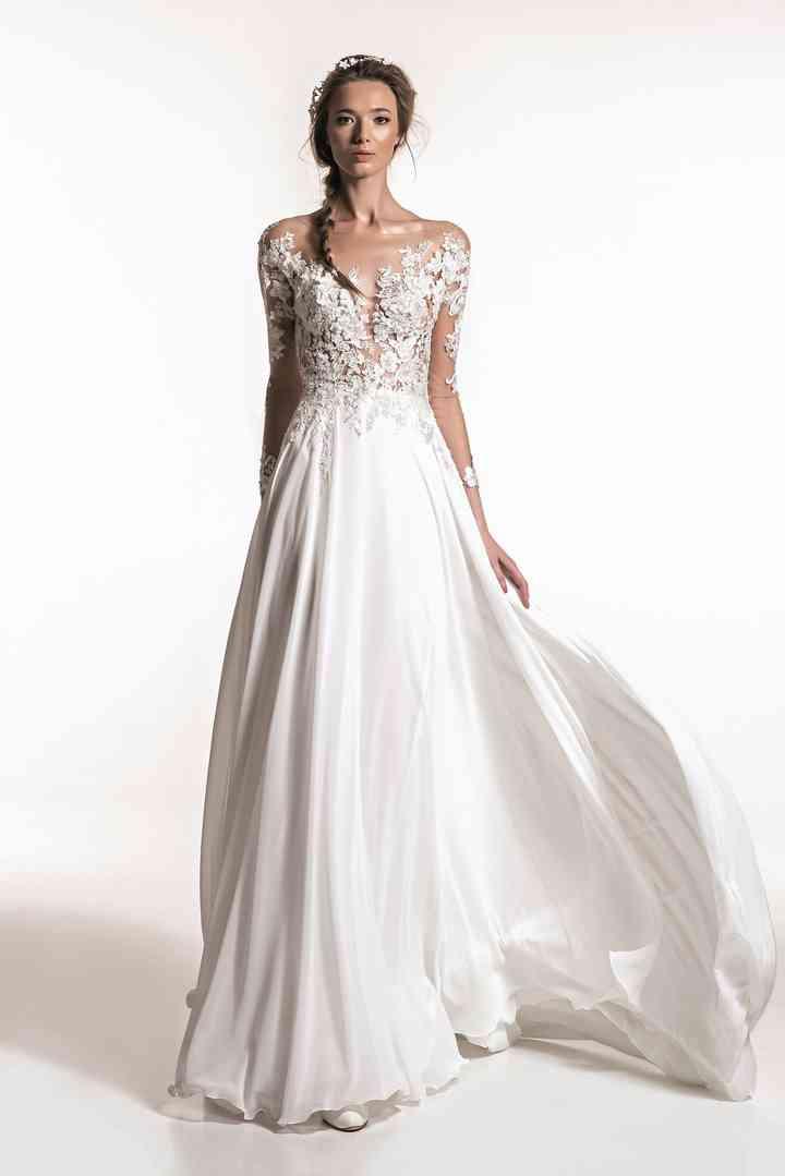 best authentic aeb16 a9a7a 30 abiti da sposa in pizzo per stili diversi