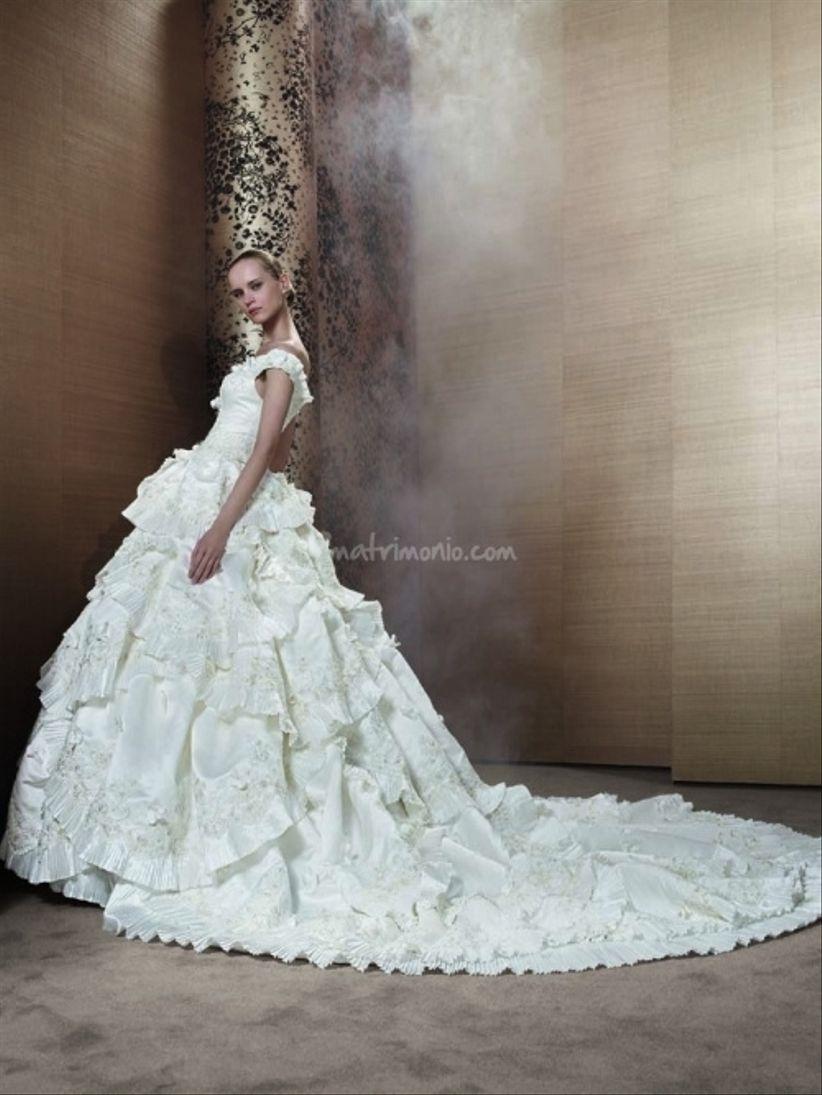 Vestito da sposa principessa sissi  Blog su abiti da sposa Italia