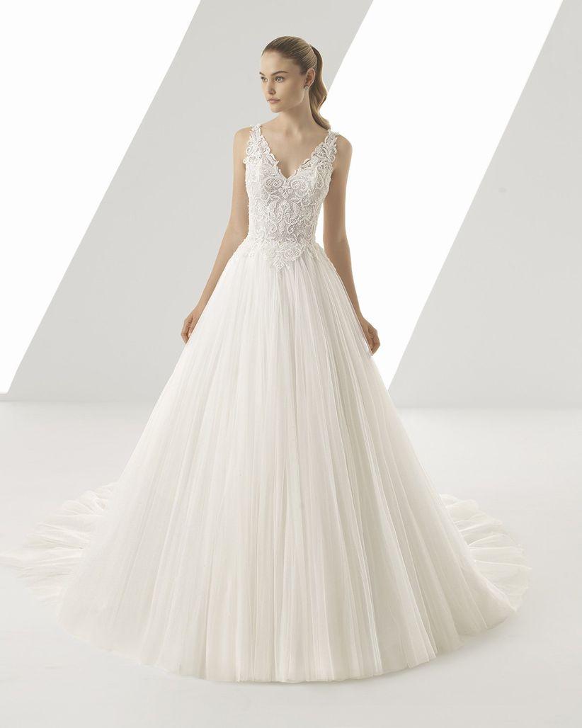 32f371aaf2fd Like a princess  15 abiti da sposa di Rosa Clará 2019 da non perdere!