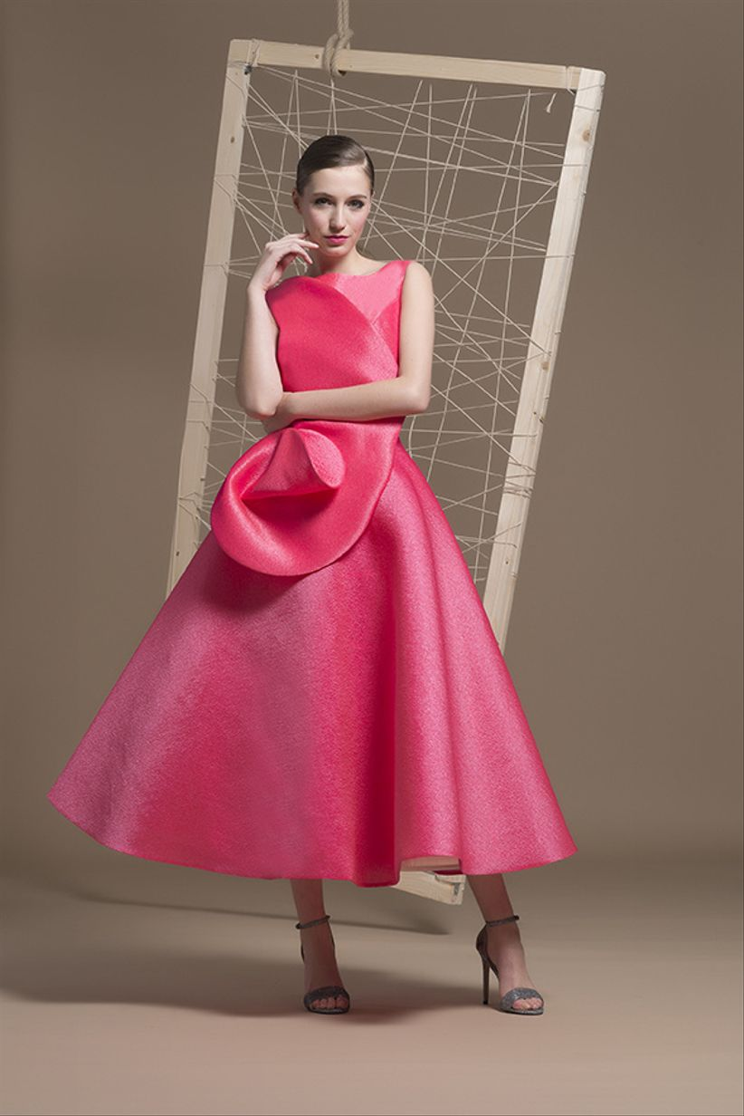 fd6833654fd1 Abiti da cerimonia eleganti  100 modelli per un look sfavillante