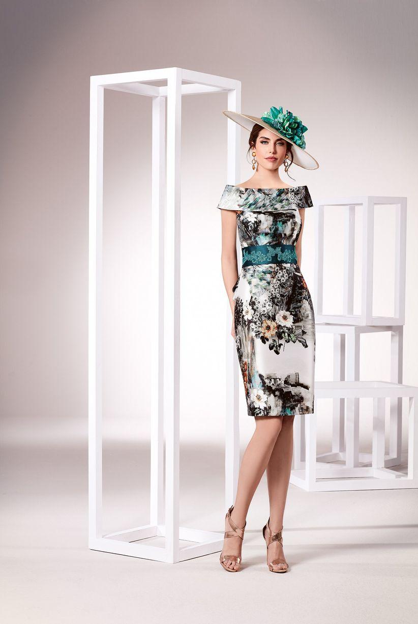 Nozze in campagna  le tendenze più glamour per essere l invitata ... 6e6451555f45