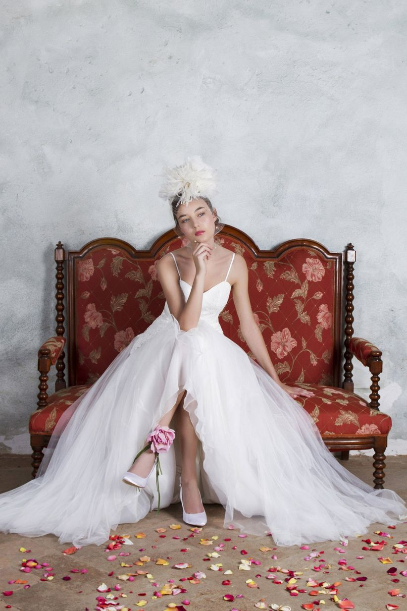 Accessori di nozze  7 spose per 7 cappelli 3b2b5c045a38