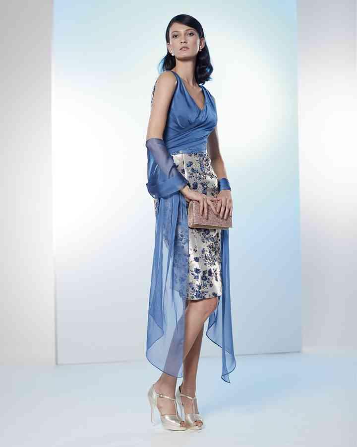 timeless design 86b81 0d3eb Abiti da cerimonia eleganti: 100 modelli per un look sfavillante