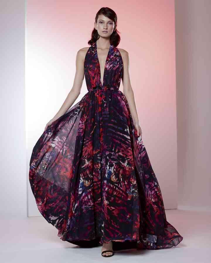 timeless design b0cf6 4e7eb Abiti da cerimonia eleganti: 100 modelli per un look sfavillante